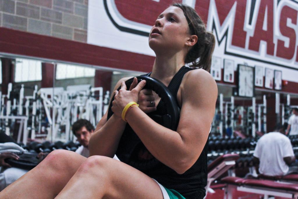 trening na stratę wagi